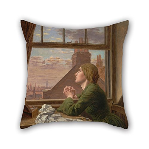 pillowcover-of-oil-painting-anna-blunden-for-only-one-short-hourfor-valentinekids-boysfatherherteens