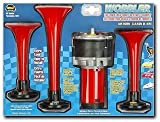Wolo Model  410 Wobbler Wild Turkey Air Horn - 12 Volt
