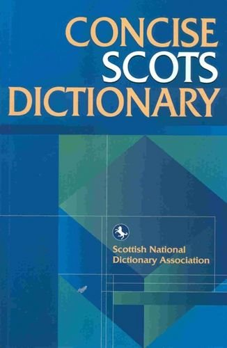 The Concise Scots Dictionary