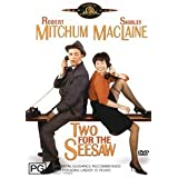 Deux sur la balan�oire / Two for the Seesaw (AUS) ( 2 for the Seesaw )par Robert Mitchum