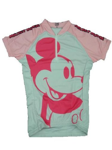 Disney Basic cycle jersey Size: S (japan import)