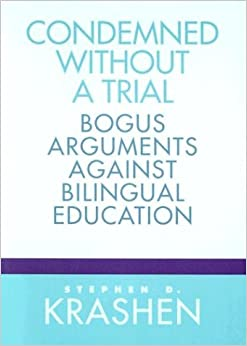 an argument against bilingual education Merits of bilingual education divide the education  the argument here is that by being immersed in the  the case against bilingual education.