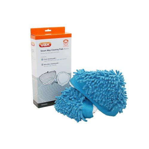 3 VAX S86-MC-C Multi Clean Complete Microfibre  Compatible Steam Mop Pads