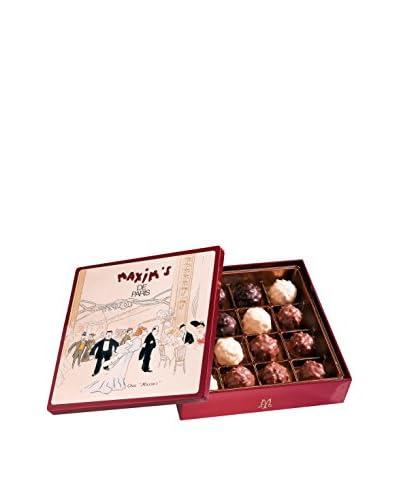 Maxim's de Paris Tin of 16 Assorted Chocolate Rochers