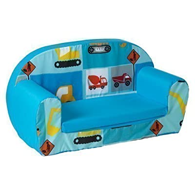 Ready Steady Bed Childrens Toddler Foam Sofa, Construction