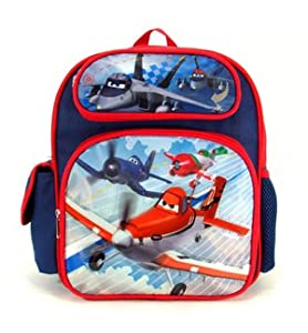 "Disney Planes 12"" Small Toddlers Backpack, School bag- Let's Soar V2 from Ruz"