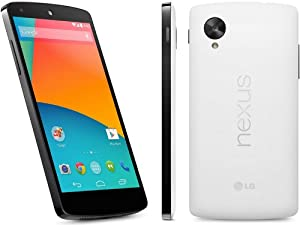 LG Google 32GB Nexus 5 UK SIM-Free Smartphone - White