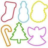 Silly Bandz Holiday Shapes