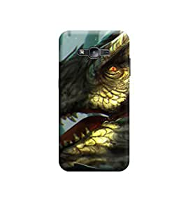 Ebby Premium Printed Back Case Cover With Full protection For Samsung Galaxy J2 (Designer Case)