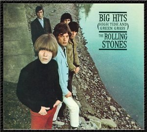 The Rolling Stones - Big Hits (High Tide and Green Grass) LP 1966 Original London Records... by The Rolling Stones, Mick Jagger, Brian Jones, Keith Richards and Charlie Watts