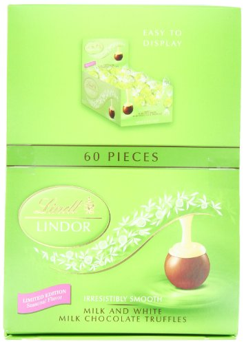 Lindt Lindor Spring Truffle Box, 60 Count