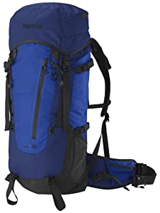 Marmot Odin 35 Pack, Large, Blue