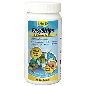 Tetra EasyStrips 6-in-1 Test 10C, 100 Strips