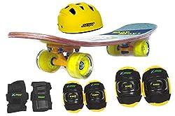 Jaspo Dragon Fire Pro Medium Skateboard Combo (24*6
