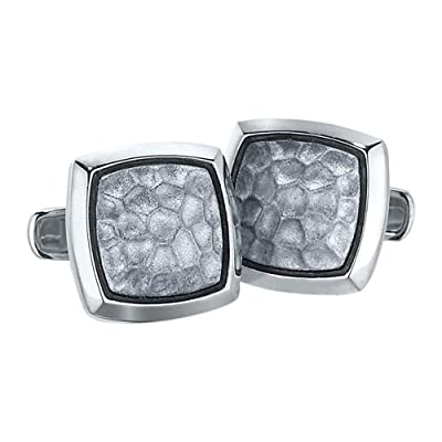 J.Goodman Sterling Silver Cufflinks