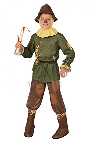 Scarecrow Wizard of Oz Small Child Costume