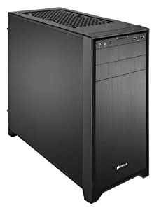 Corsair Obsidian Series 350D Performance Micro ATX Computer Case CC-9011028-WW - Black