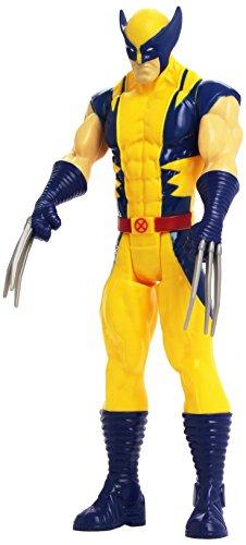 Marvel - Statuetta Wolverine Titan Hero