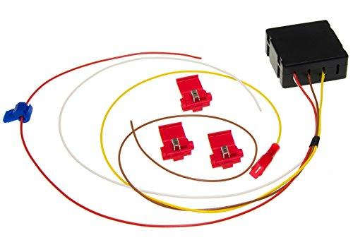Adapter-Universe®eMirror Modul Kabelsatz Adapter Funkschlüssel Spiegelanklappmodul
