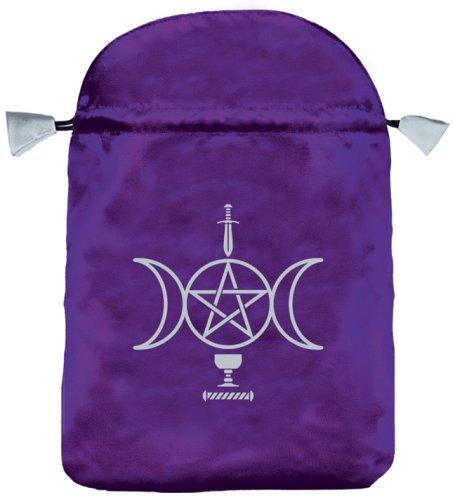 Sensual Wicca Satin Bag (Bolsas de Lo Scarabeo Tarot Bags From Lo Scarabeo)