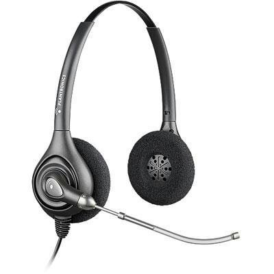 Plantronics Supraplus Wideband HW261N On-Ear Headset