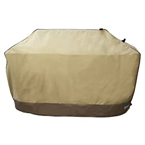 Amazon.com: Patio Armor SF40260 55-Inch Premium Small Grill Cover ...