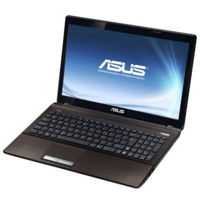 ASUS K53E-DH52 15.6 LED Notebook Intel Middle i5-2430M 2.4GHz 4GB DDR3 500GB HDD Super-Multi DVD Intel GMA HD 802.11 b/g/n Windows 7 Mocha