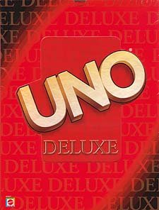 UNO Deluxe - Buy UNO Deluxe - Purchase UNO Deluxe (Mattel, Toys & Games,Categories,Games,Card Games,Card Games)