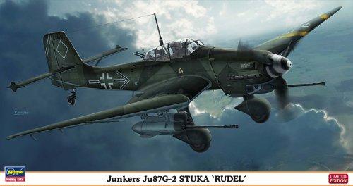 """1/48 ユンカース Ju87G-2 スツーカ """"ルーデル"""""""