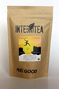 FEEL GOOD (Organic Loose Leaf Tulsi Tea)