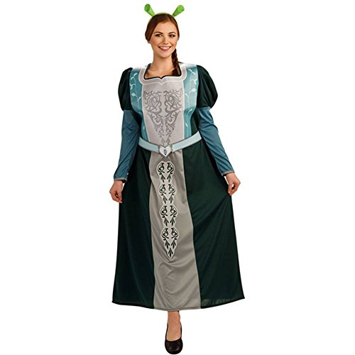 Princess Fiona Plus Size Adult Costume - Plus Size