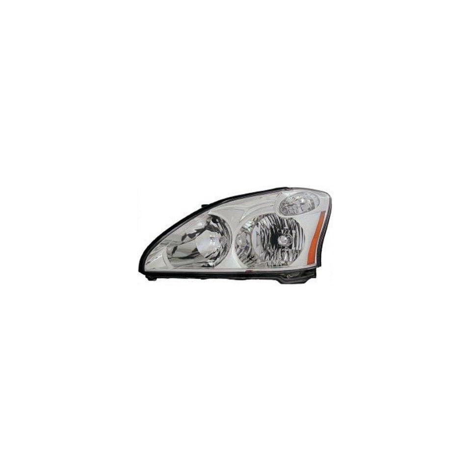 DRIVER SIDE HEADLIGHT Lexus RX330, Lexus RX350, Lexus RX400h HEAD LIGHT ASSEMBLY;; WITHOUT HID; JAPAN BUILT