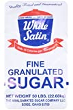 Granulated Sugar - 50 Pound Bag