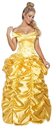 Adult Bella Beauty for a Beast Halloween Costume