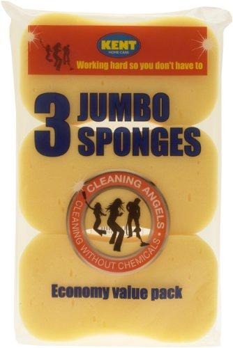 kent-kcv999-cleaning-angels-jumbo-sponges-set-of-3