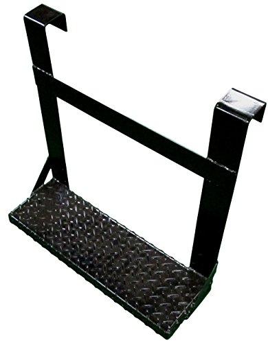 踏み台板 トラックステップ ワイドタイプ サイズ:高さ500×幅500×踏み板奥行き160mm
