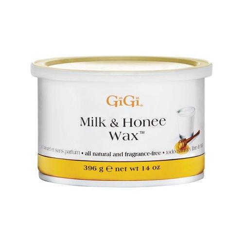 Gigi Wax, Milk And Honey, 14 Ounce