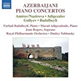 Azerbaijani Piano Concertos (Works For Piano And Orchestra/ Shusha For Soprano And Orchestra)