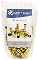 250 Cases of Once-fired .380 Auto ACP Brass for Reloading - Processed