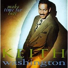 Keith Washington - Make Time For Love (1991)