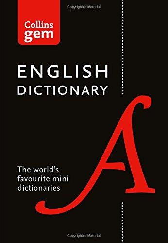 Collins Gem English Dictionary (Collins Gem)