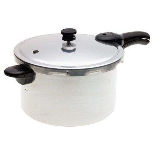 Presto 8 Quart Aluminum Pressure Cooker From Presto At The