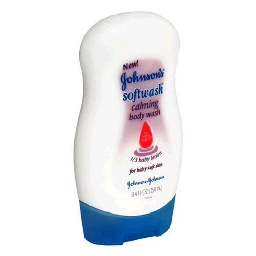 Johnsons Softwash Calming Body Wash 8.4 oz. - 1