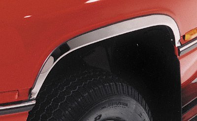 Putco 97211 Stainless Steel Fender Trims