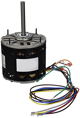 A.O. Smith D1056 1/2 HP, 1075 RPM, 3 Speed, 208-230 Volts3.2-4.3 Amps, 48Y Frame, Sleeve Bearing Direct Drive Blower Motor by Century Electric/AO Smith Motors Co