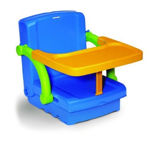 Portable Booster Seats for Eating with Adjustable Positions | Booster Chair Travel Booster Seat | Hi-Seat by KidsKit