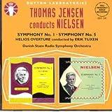 Thomas Jensen Conducts Nielsen Symphonies 1 & 5; Helios