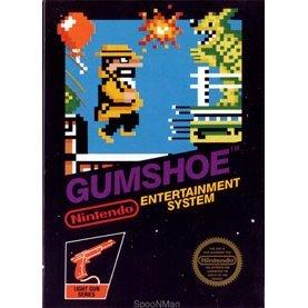 Gumshoe Video Game (Nintendo Nes 8-Bit Video Game Cartridge Version) (Gumshoe Video Game (Nintendo Nes 8-Bit Video Game Cartridge Version), Gumshoe Video Game (Nintendo Nes 8-Bit Video Game Cartridge Version)) front-694288