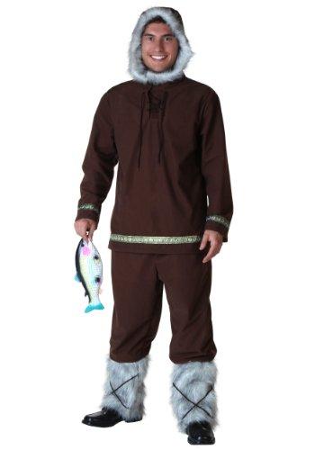 Plus Size Eskimo (2X)