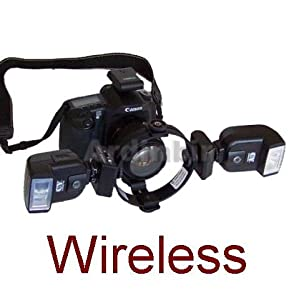 quickly click before wireless macro twin flash lite light kit for